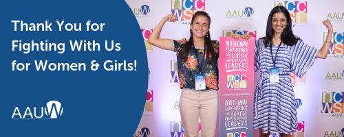 AAUW 2019 Note from CEO, Kim Churches   Nashville (TN) Branch